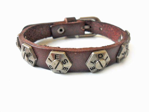 jewelry bracelet Men bracelet made of metal by jewelrybraceletcuff, $8.00