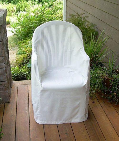 High Back Resin Chair Slipcover Pattern Nikkidesigns