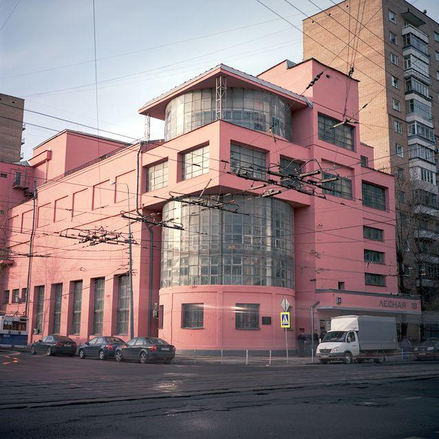 Двадцать самых красивых зданий Москвы | Архитектура ...