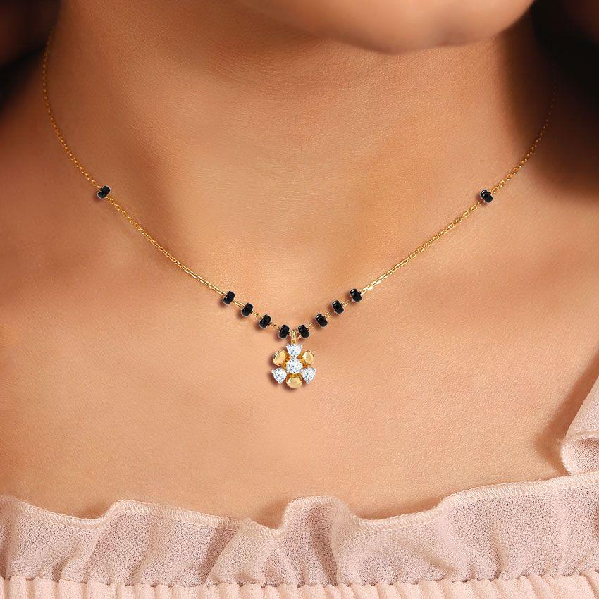 Stylish Mangalsutra Designs | Dhanalakshmi Jewelers