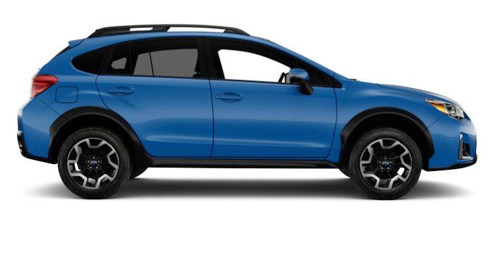 2017 Subaru Crosstrek Hyper Blue Subaru Crosstrek Subaru New Cars