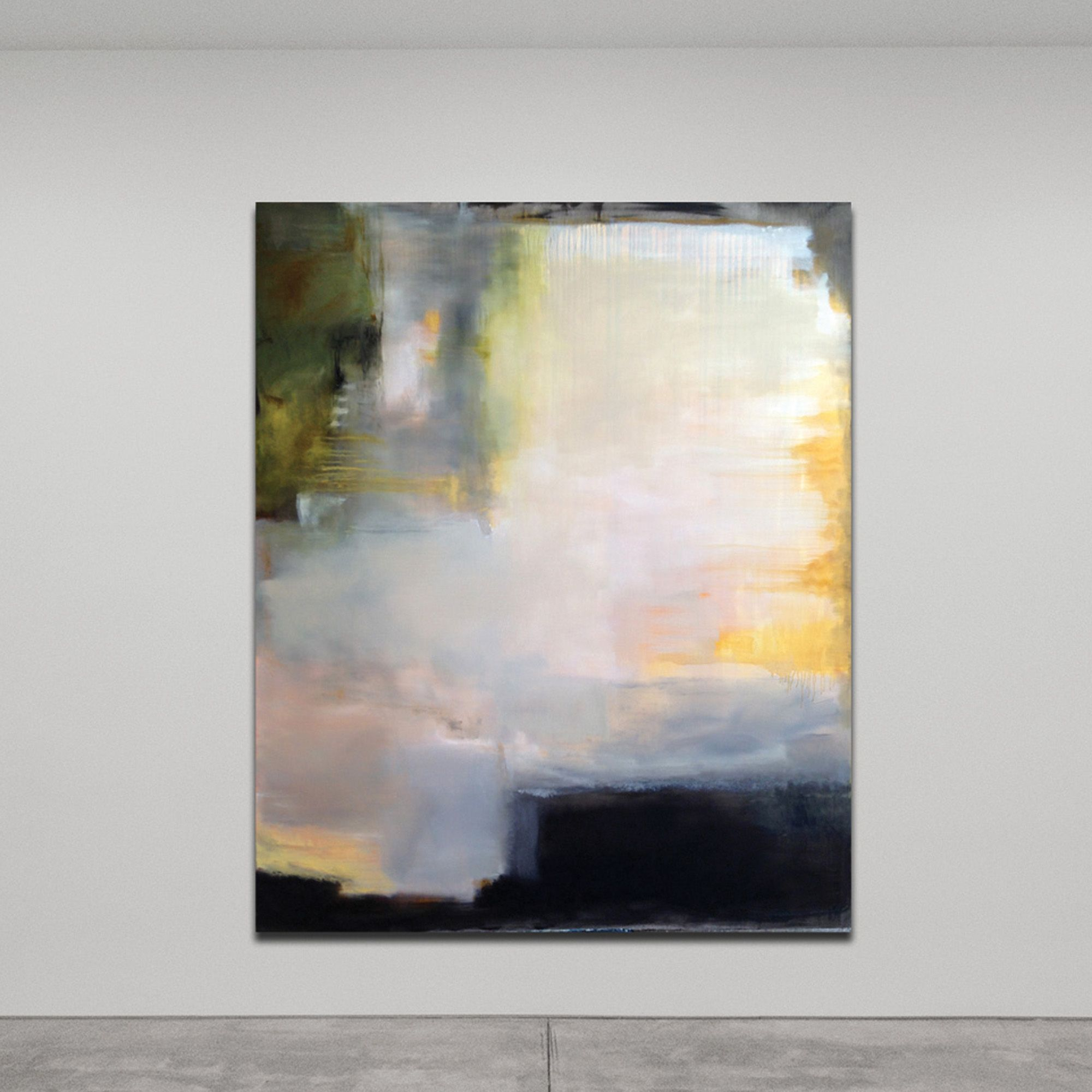 Large Scale Art Large Scale Abstract Original Paintings By Sharon Kingston