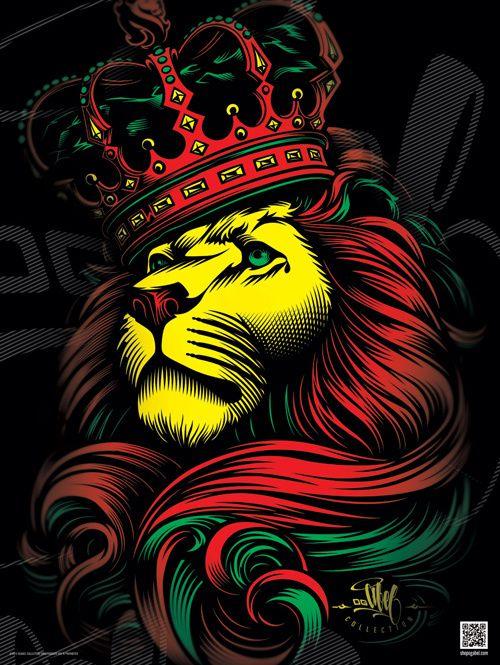 com crown rasta poster 995 httpwww