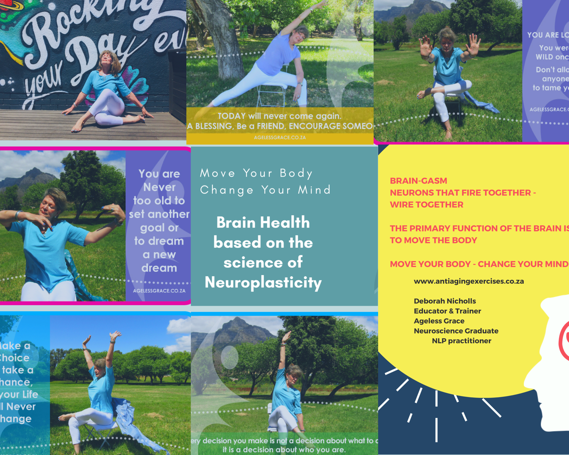 Activate All 5 Functions Of The Brain Using Our Exercise