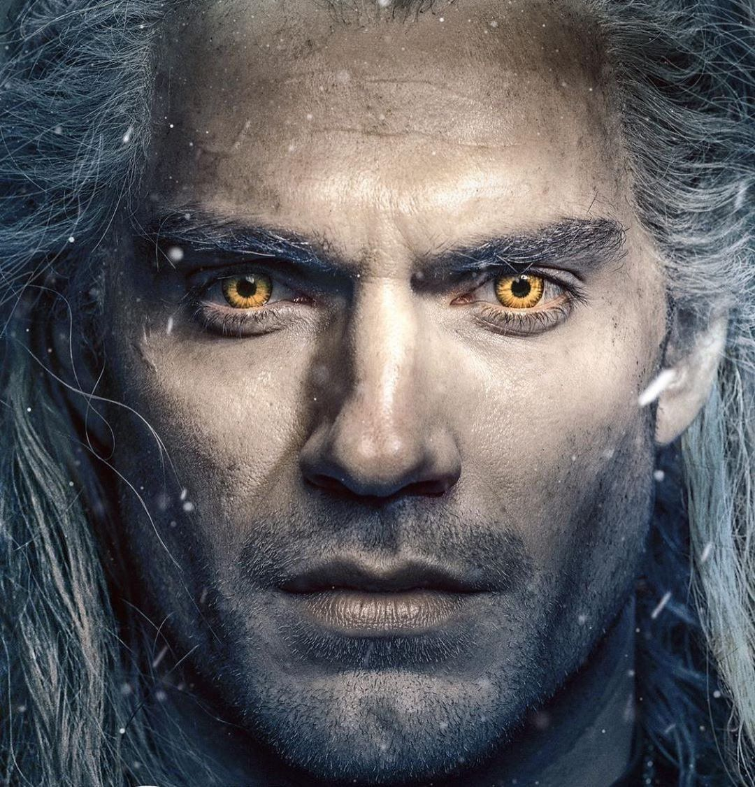 Henry Cavill Henry Cavill The Witcher Tv Shows