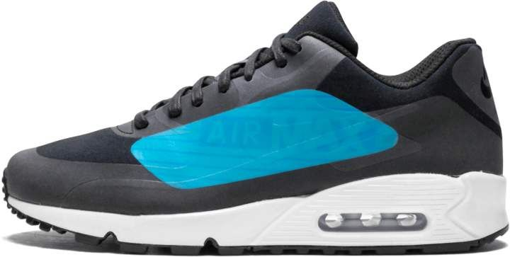 Wholesale Nike Air Max 90 NS GPX Big Logo Black Laser Blue