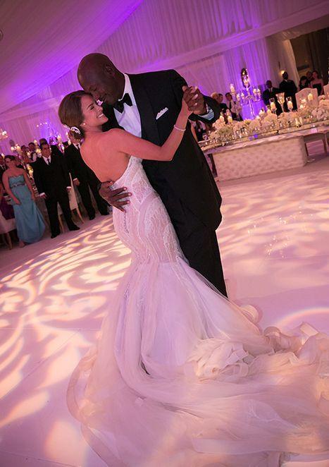 La leyenda del baloncesto, Michael Jordan ¡se casó! [FOTO ...