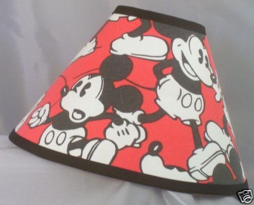 Disney mickey mouse fabric lamp shade 10 sizes to choose from disney mickey mouse fabric lamp shade 10 sizes to choose from aloadofball Gallery