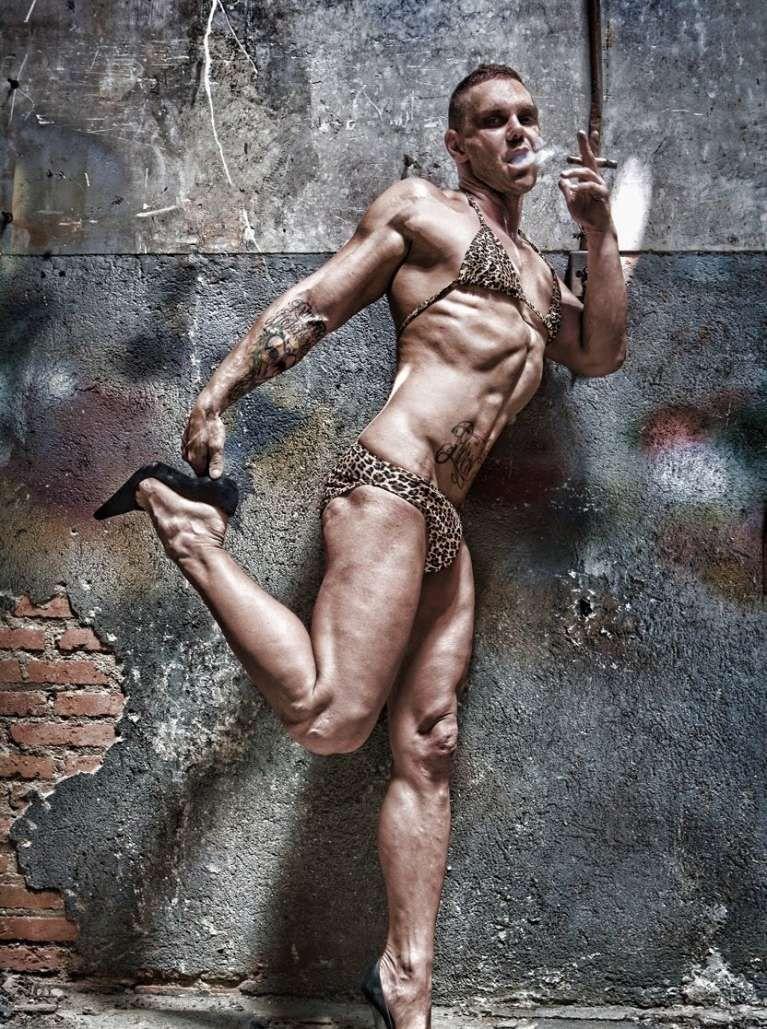 Nacho Vidal Fotos Del Actor De Cine Para Adultos 4 8 Ellahoy