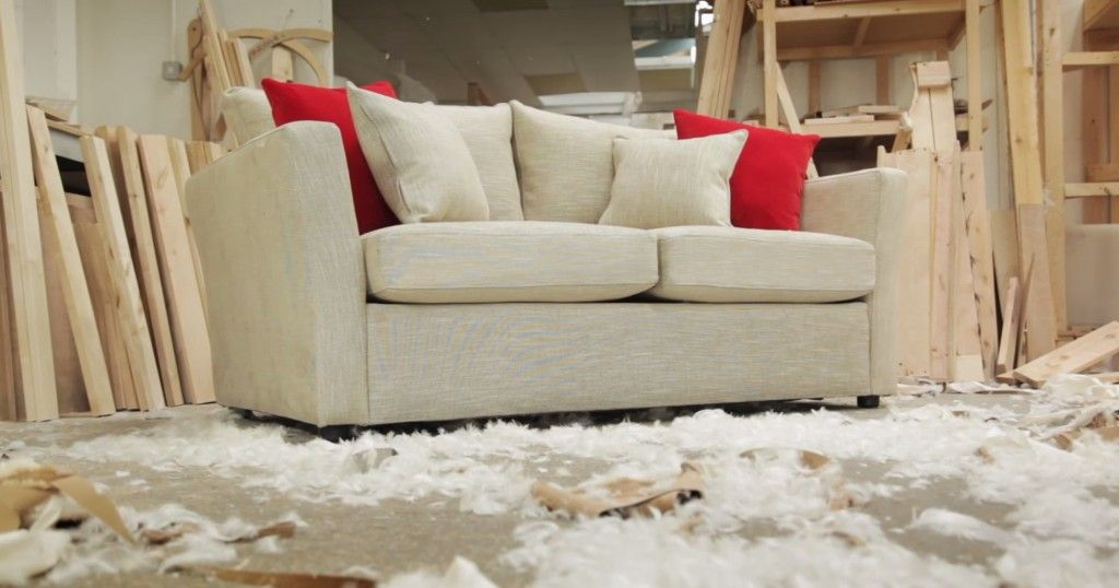 Inside The Sofabed Factory Sofa Beds And Sofas By Just British Uk