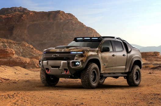 2020 Chevy Silverado Zh2 Specs Redesign Concept If You Ve Been Maintaining Our Most Recent Chevrolet Silverado Chevrolet Colorado Fuel Cell Cars Army Truck