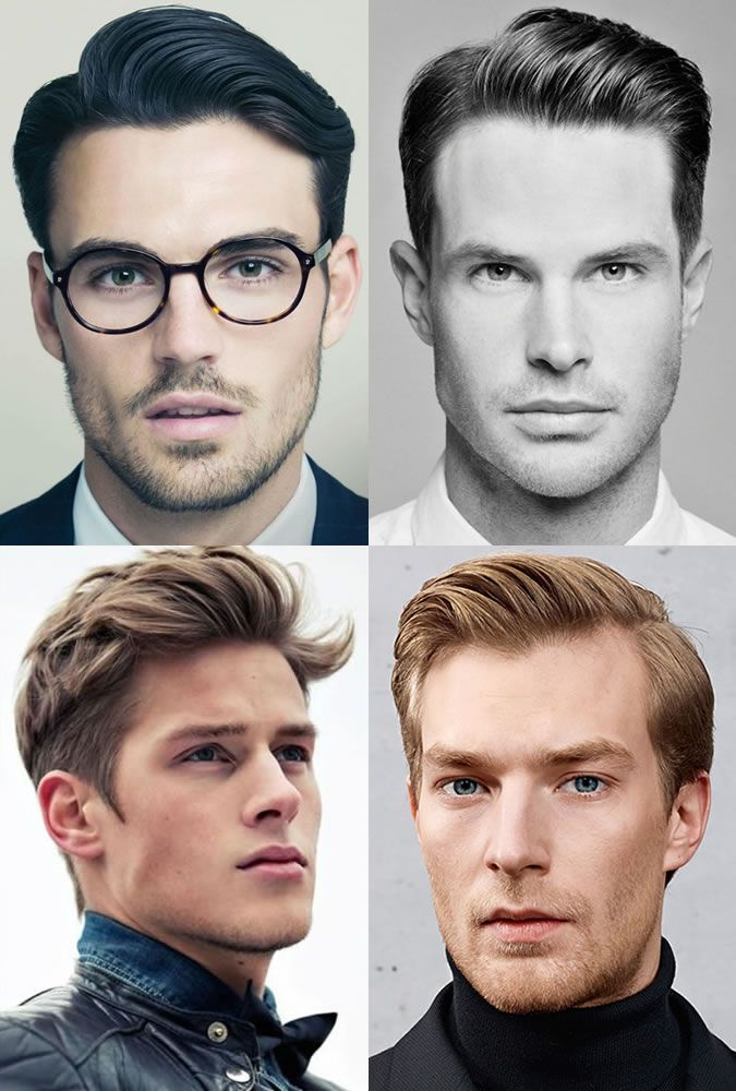 6 timeless men's hairstyles