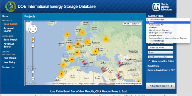 My E Life Now The Us Doe Publishes A Website To Track Energy