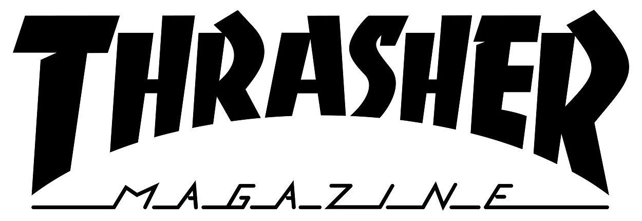 Thrasher Magazine Logo Thrasher Thrasher Magazine Cool Logo