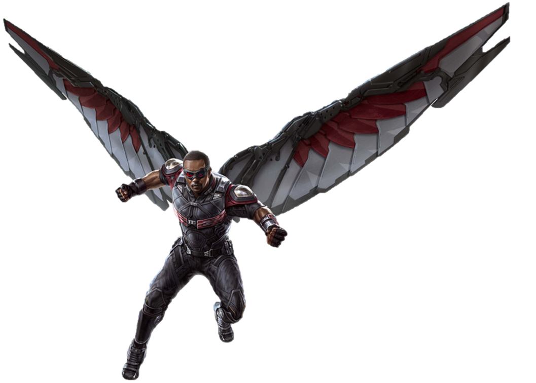 Infinity War Falcon 1 Png By Captain Kingsman16 Falcon Marvel Avengers Infinity War Avengers