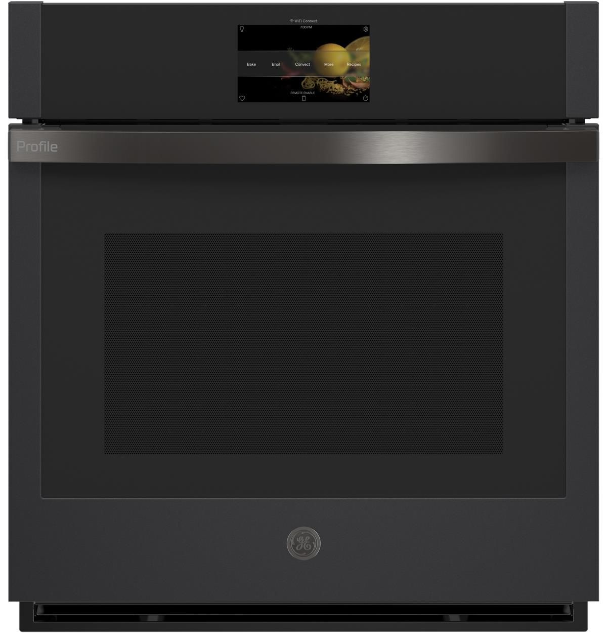 Ge Profile Series Pks7000fnds 27 Built In Convection Wall Oven