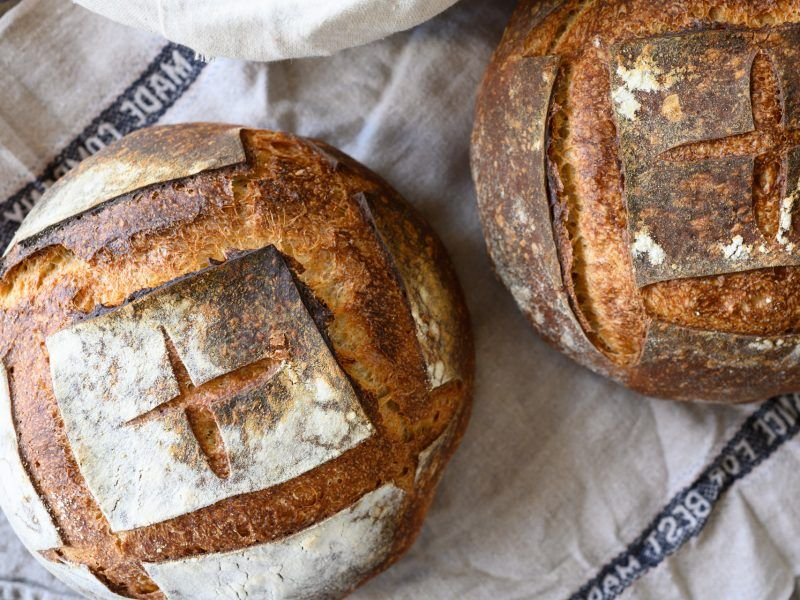 Sourdough Bread with All-Purpose Flour | The Perfect Loaf ...