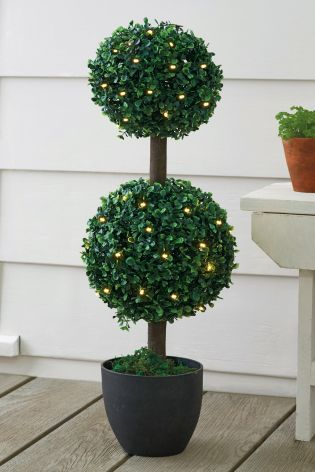 Modernise your outdoors this summer with our solar lit double modernise your outdoors this summer with our solar lit double topiary tree aloadofball
