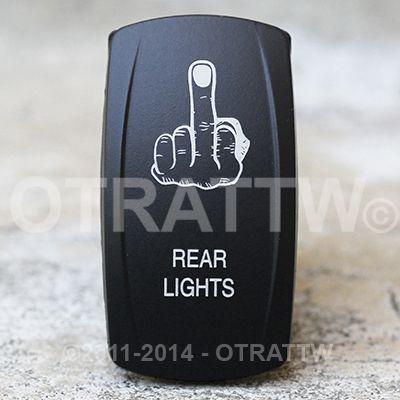 CONTURA V, FU, LOWER LED INDEPENDENT. rear lights brake