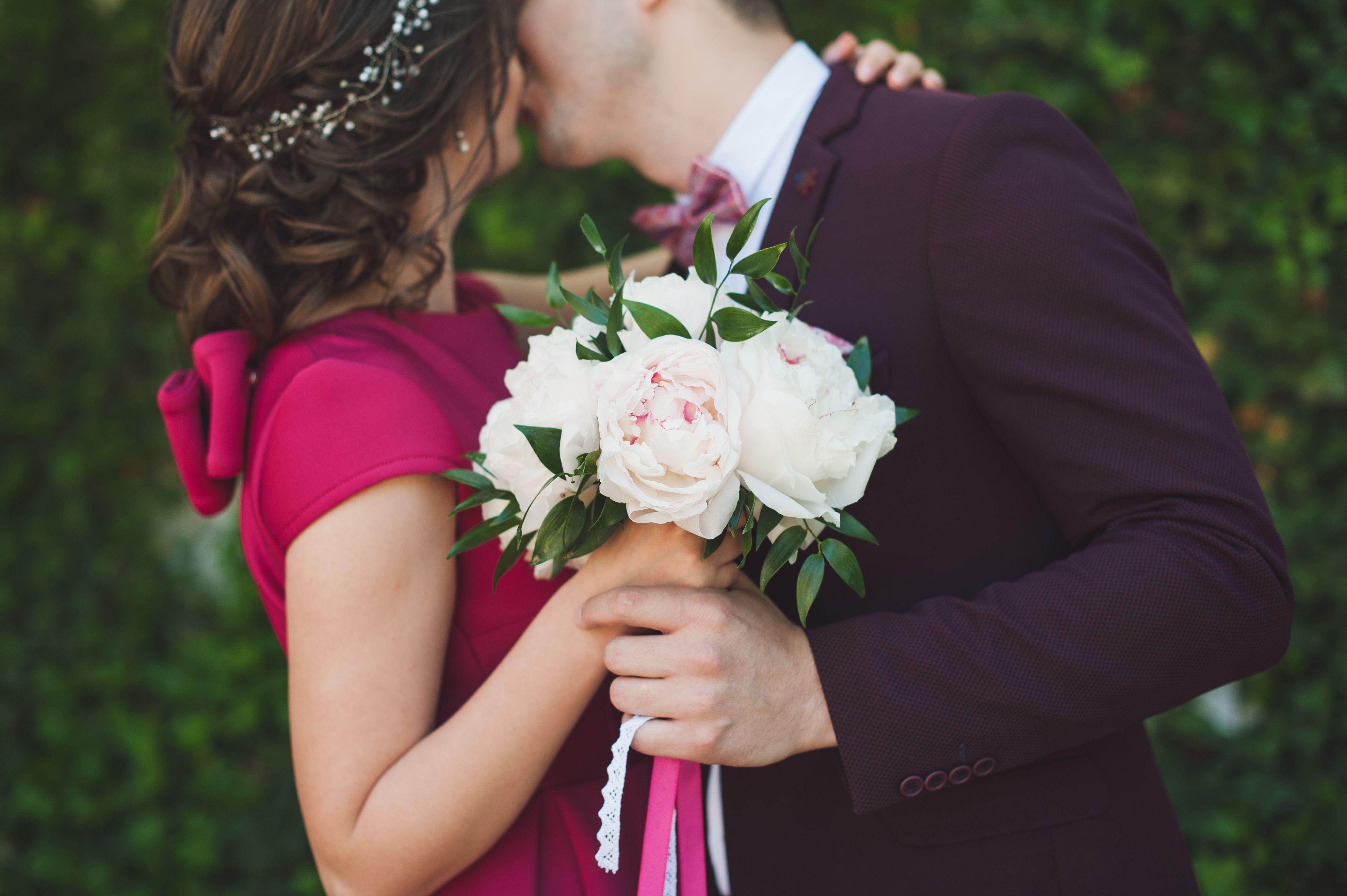 Lumanari Cununie Religioasa Din Bujori Roz Pla Si Alb Wedding