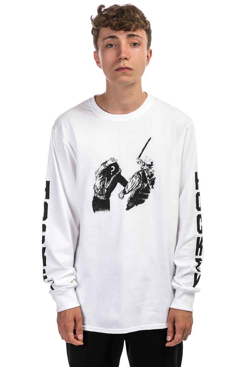Hockey Unidentified Longsleeve White Skatedeluxe Sk8dlx Skateboarding Fuckingawesome Long Sleeve Long Sleeve Tshirt Men Mens Tops