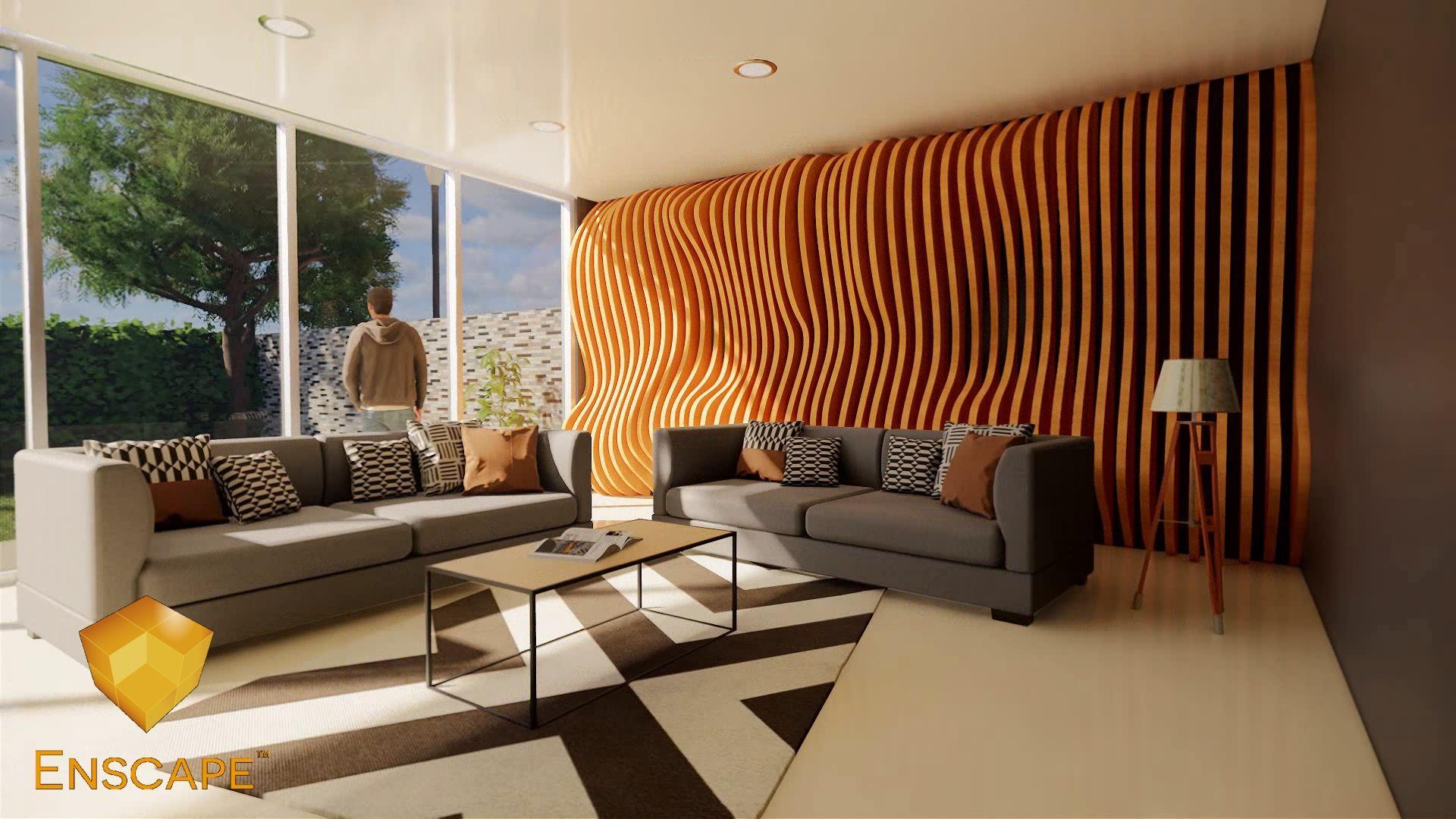 Enscape Animation Revit Revit Architecture Interior Rendering Interior