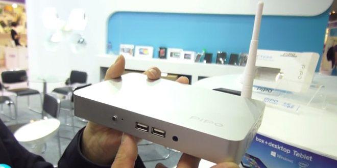 PiPO X8, una tablet en una caja de TV y con Windows 8.1 http://j.mp/1DUNUM4    #Gadgets, #PiPOX8, #Tablet, #TV, #Windows81