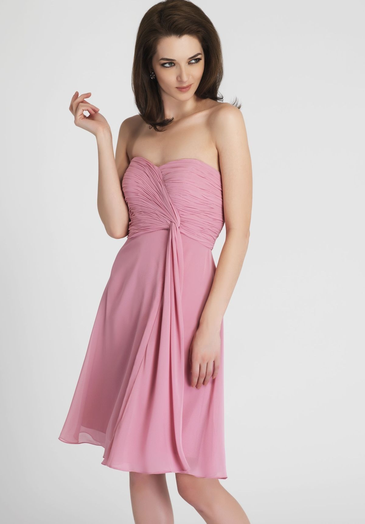 10 Best images about Chiffon bridesmaid dresses on Pinterest  One ...