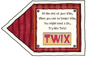 Parties And Patterns Missionary Candy Sayings Twix For My