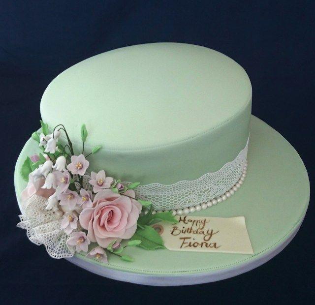 23 Brilliant Photo Of 80Th Birthday Cake Hat Styled 80th Geraldine Horton Flickr BirthdayCakePictures