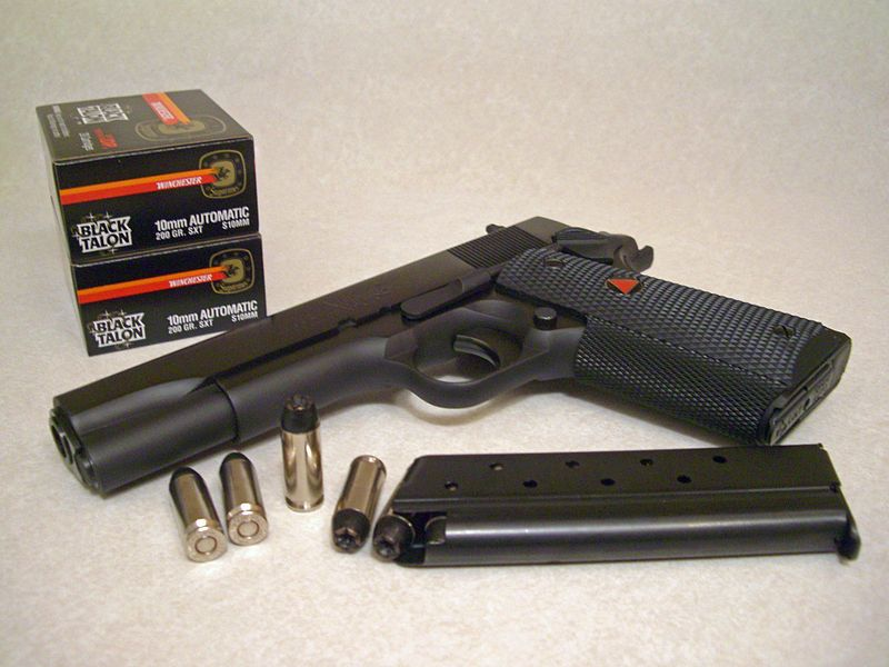 Is 10mm Too Much for Home Defense? - Home Defense Gun - Nom