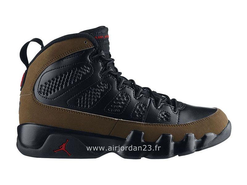 Air Jordan 9 Retro 2012 Chaussures de Basket-ball Nike Jordan Pour Homme  Jordan Enfants