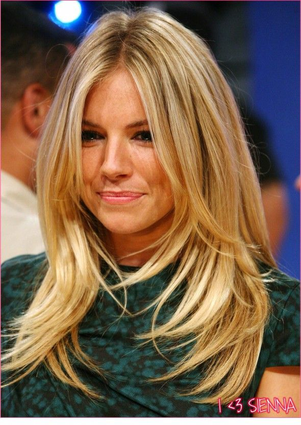 Sienna Miller The Price Of Fame Hair Styles Long Hair Styles Long Layered Hair