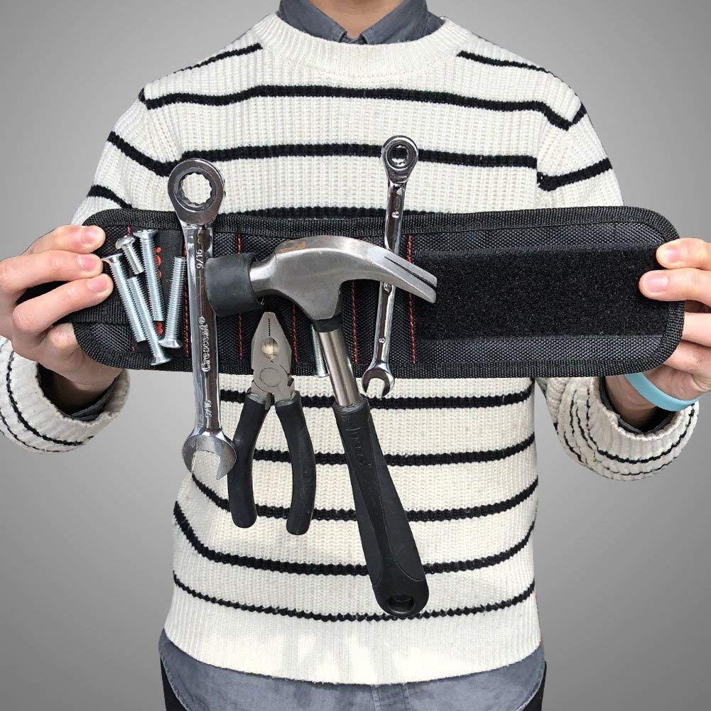Das Perfekte Geschenk Fur Passionierte Heimwerker Magnetische Armbander Magnetarmband Mit 10 Starke Geschenke Mannerhandtasche Geschenke Fur Manner