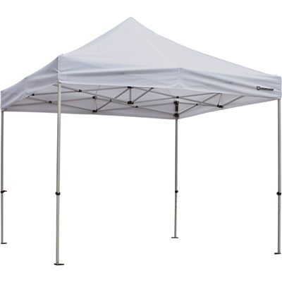 Strongway Commercial Grade Canopy 10ft X 10ft Straight Leg White Canopy Canopy Outdoor Beach Canopy Tent