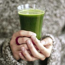 Green Smoothie recipes: cold kicker, flu fighter, sniffle-buster