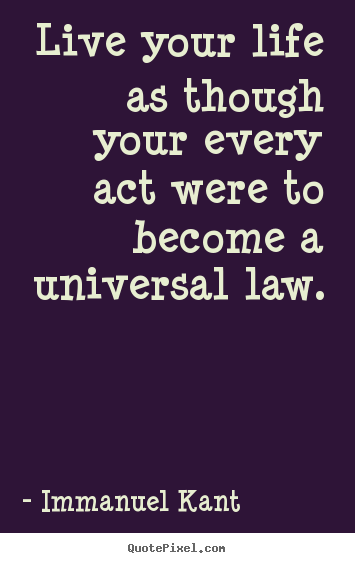 Philosophers Quotes On Life Unique Quotes About Life  Live Your Life As Though Your Every Act Were