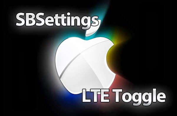 SBSettings LTE Toggle – LTEのON/OFFを素早く切り替えできるJB Tweak