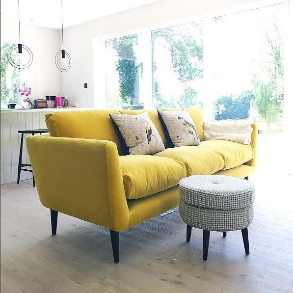Sofa On Instagram Wow Doesn T Sophierobinsoninteriors Brand New Holly Look Stunning This Little Ray Of Sunshine Has Certainly Brightened Up