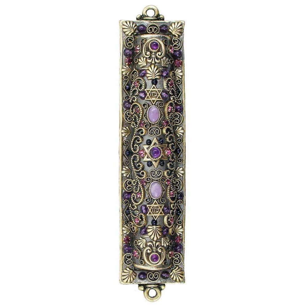 Handcrafted In The USA By Michal Golan. This Jeweled Door