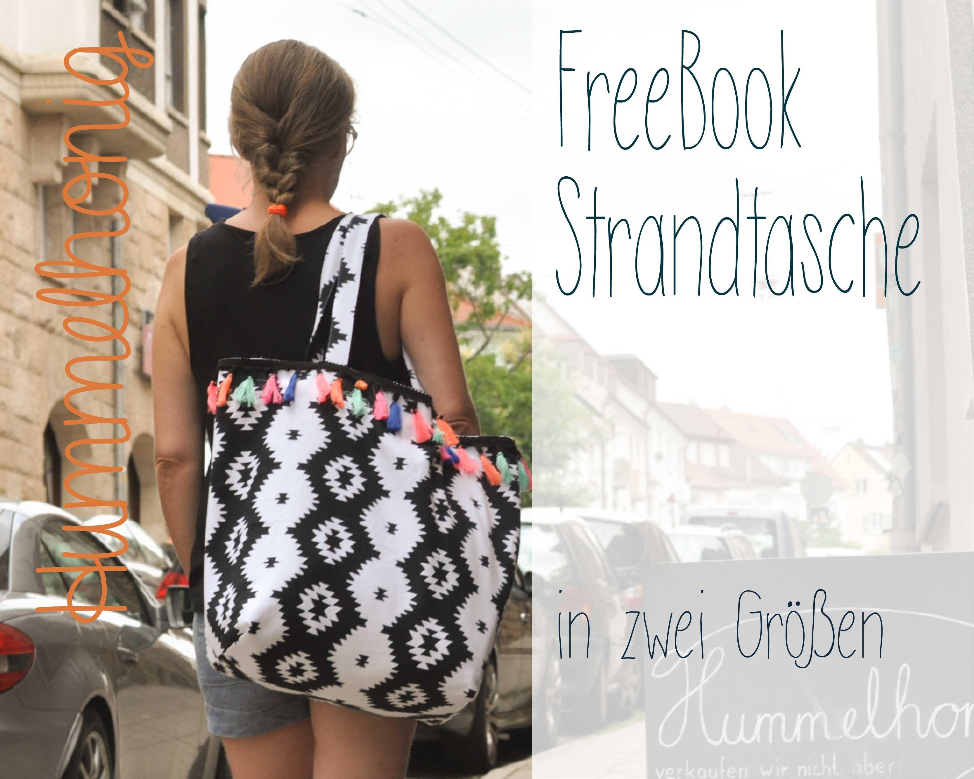 Photo of Freebook beach bag