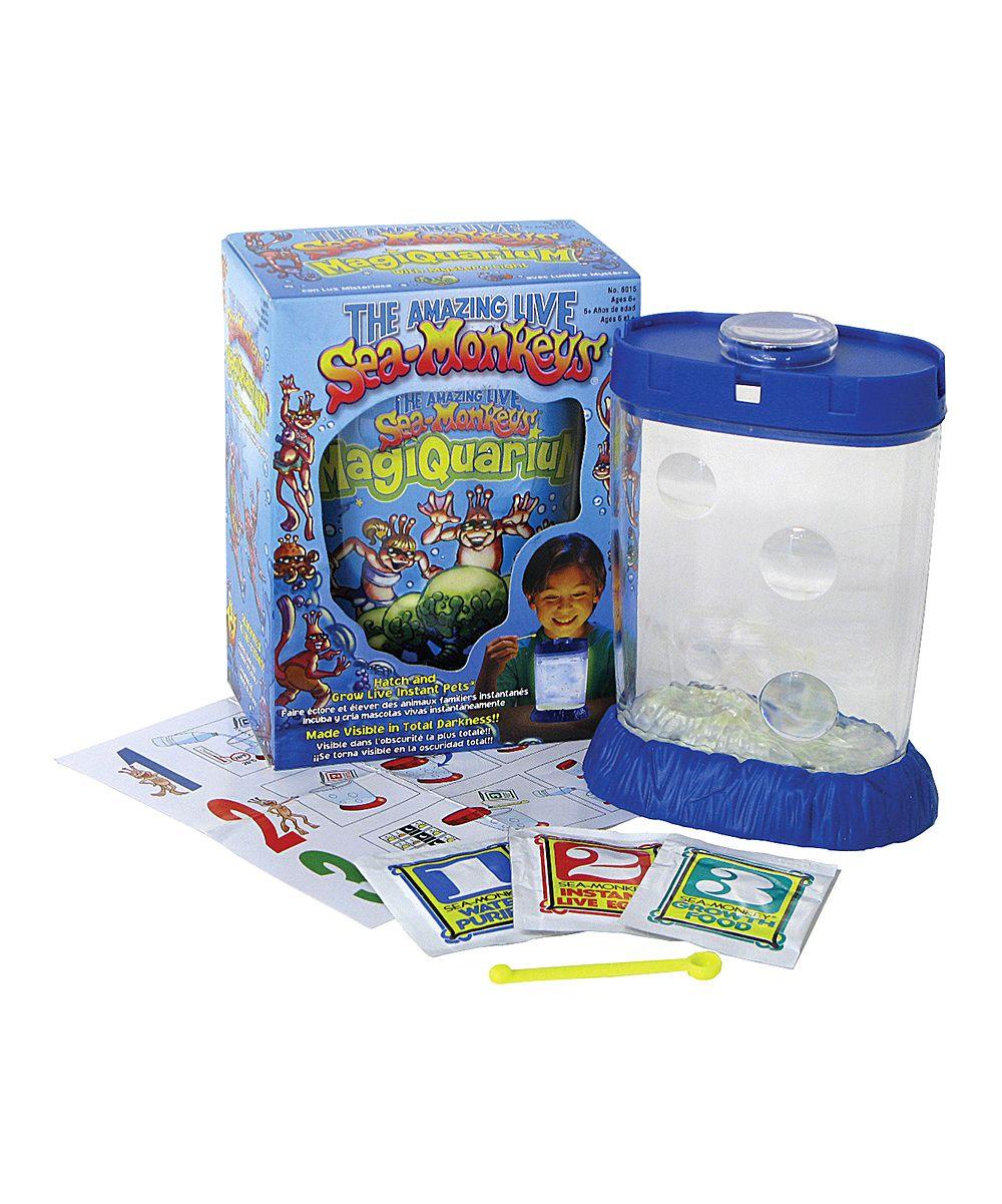 Sea Monkey Magiquarium Sea Monkeys Retro Toys Science Gifts For Kids