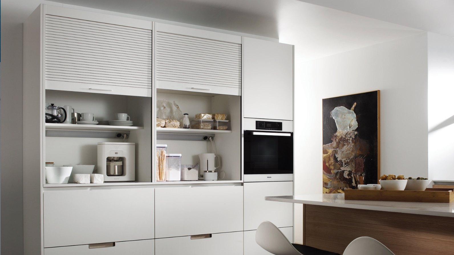 Armario Persiana Cocina El Interior Nos Define P Furniture Kitchens Muebles De