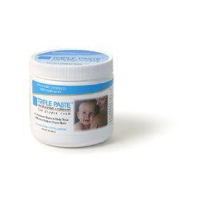 Triple Paste Medicated Ointment  Triple Paste contains: zinc