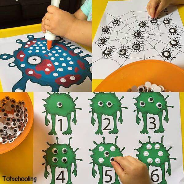 Pin by Amanda Riding on Preschoolers Pinterest Craft - preschool halloween decorations