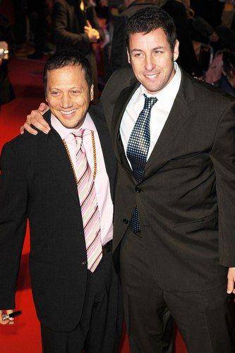 Rob Schneider and Adam Sandler | Coraci ~ Sandler