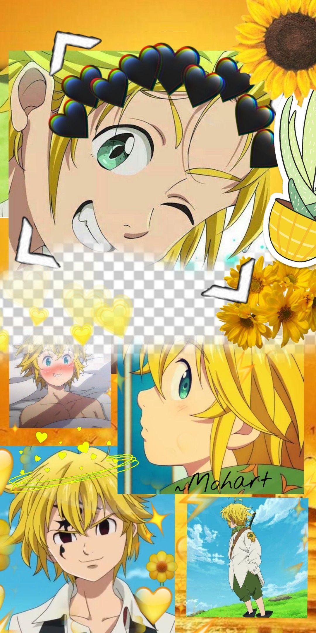 nanatsuinotaizai meliodas imagens) Meliodas
