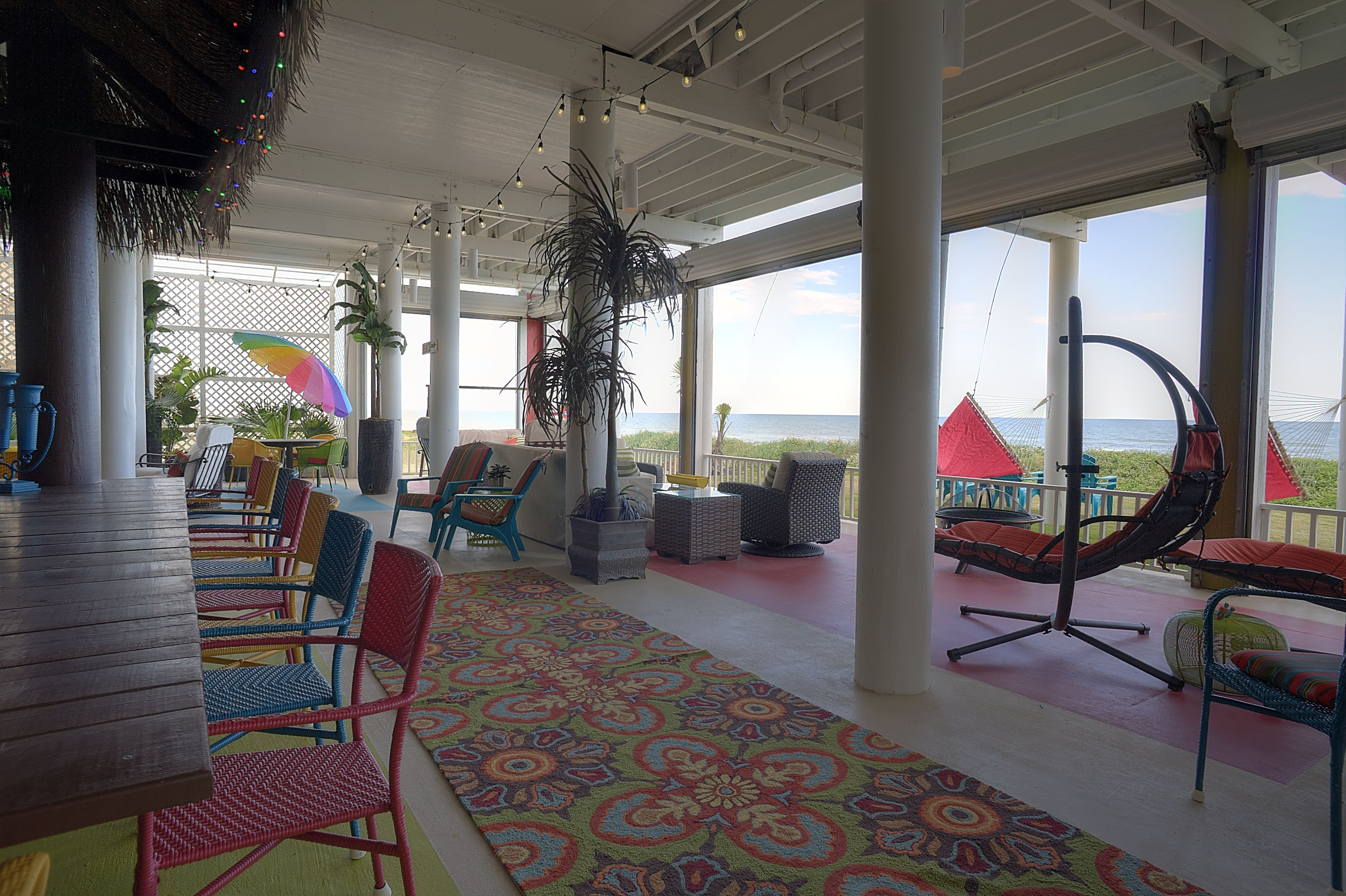 Galveston Wedding Venue on the beach. Beautiful outdoor ...
