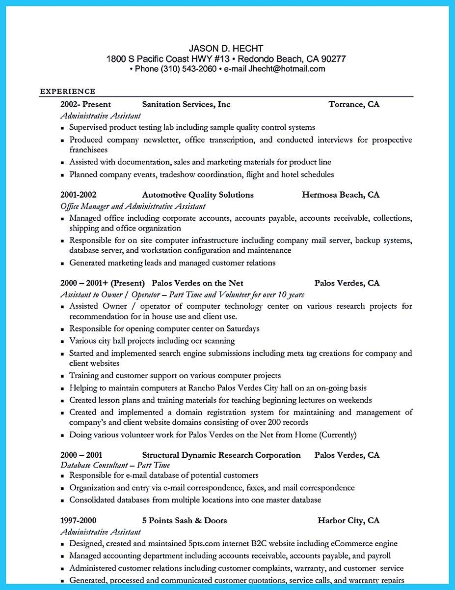 cool Expert Banquet Server Resume Guides You Definitely Need, Check ...