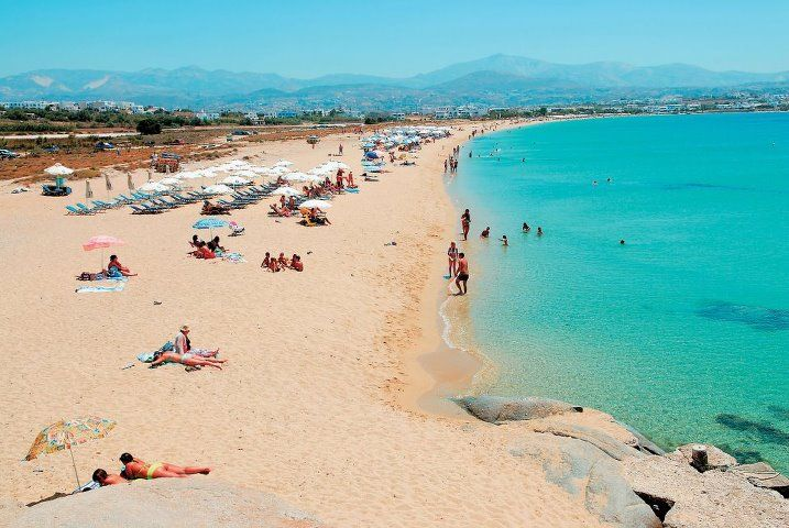 Another good one. Beach, Greece travel, Naxos